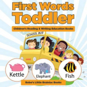 First Words Toddler