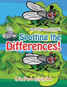 Spotting the Differences! a Fun Puzzle Activity Book