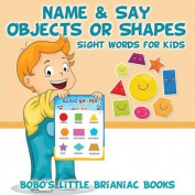 Name & Say Objects or Shapes - Sight Words for Kids