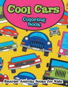 Cool Cars Coloring Book