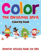Color the Christmas Spirit Coloring Book