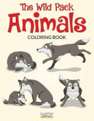 The Wild Pack Animals Coloring Book