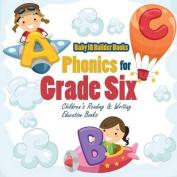 Phonics for Grade Six