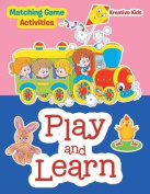 Play and Learn -- Matching Game Activities