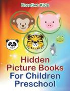 Hidden Picture Books for Children Preschool