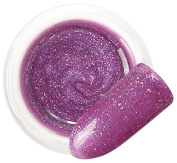 Purple Perseus 038 Gel Colour Glitter 5 ml BSN Professional