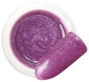 Purple Perseus 038 Gel Colour Glitter 5 ml BSN Professional