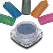 RM Beauty Nails Hologram Glitter Powder Extra Fine Glitter Shine for Nail Art
