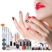 Rio Ultimate Beautiful Nail Art Professional Artist Collection.