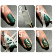 Zerozero Nail Art Design Tapes Manicure Decoration Tool