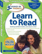 Hooked on Phonics Learn to Read - Level 6