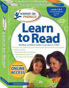 Hooked on Phonics Learn to Read - Levels 5&6 Complete  : Transitional Readers (First Grade - Ages 6-7)