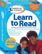 Hooked on Phonics Learn to Read - Levels 7&8 Complete  : Early Fluent Readers (Second Grade - Ages 7-8)