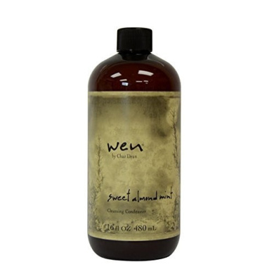 Wen By Chaz Dean Sweet Almond Mint Cleansing Conditioner 470ml