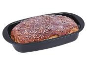 CHG Set 317 Loaf Tin, Black Enamel, 37 x 20 x 7 cm