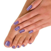 Trendy Nail Wraps Beauty School