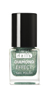 MY NAILS DIAMOND EFFECT-GREEN