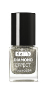 MY NAILS DIAMOND EFFECT-SILVER