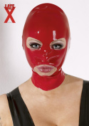 Latex Red Mask