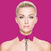 Ouch! Pink Exclusive Collar and Leash