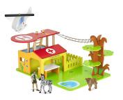 Bush Hospital Play Set - Papo 80004
