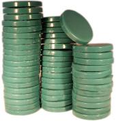 EPILWAX S.A.S - Wax discs in Azulene Hot Wax, 1 kg