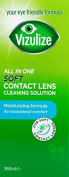 Vizulize All in One for soft lenses Contact Lens Cleaning Solution 360ml