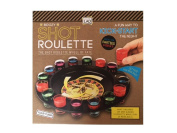 New Boozy Shot Roulette 19 Piece Adult Drinking Party Game