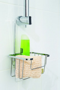 Metal Hanging Shower Caddies by Croydex