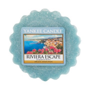 Yankee candle Riviera Escape Wax Tart Melt, Blue