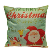Cushion Cover,Bluester Christmas Sofa Bed Home Decoration Festival Pillow Case Cushion Cover
