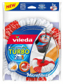 Vileda Easy Wring and Clean Turbo 2-in-1 Microfibre Mop Refill Head