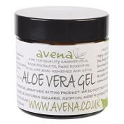 Aloe Vera Clear Gel Natural Soothing Acne Sun Spots Eczema No Animal Testing
