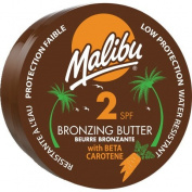 Malibu Bronzing Body Butter SPF 2 With Tropical Coconut Fragrance 250ml