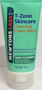 Newtons Labs T-Zone Skincare Cleansing Cream Wash 150ml