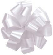 Pom Pom - Pull Out Bows 13cm White Pkg/10