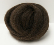 Undyed Wool Roving One Ounce for Needle Felting and Fibre Arts