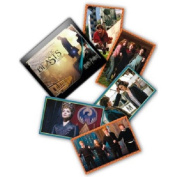 5x Panini Fantastic Beast Collection Sticker Pack