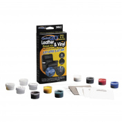 Master 18081 ReStor-It Quick 20 No-Heat Office Leather and Vinyl Repair Kit, 7-Colour Mixable Assortment