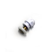 8x Partiality Shower Door ROLLERS /Runners/Wheels/Pulleys diameter 25mm