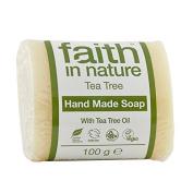 Faith in Nature Tea Tree Soap 100g