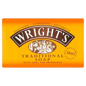 Wright's Traditional Coal Soap 125g