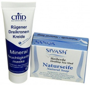Mineralset for Vitalize and Regenerate the stressed, unclean Skin