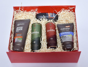 Babaria Skin Care for Men with Malt Whiskey Gift Set
