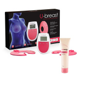 U-Breast: Electro-stimulation breast enhancement device + Procurves Cream