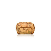 ALVIERO MARTINI Toiletry Bag multicolour natural medium