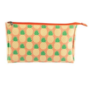 TROPICAL PINEAPPLE WASH BAG TRAVEL HOLIDAY GIFT