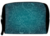 Snoogg Floral Hand Drawn Background Travel Buddy Toiletry Bag / Bag Organiser / Vanity Pouch