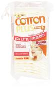 Cotton Plus Deep Cleanser Makeup Remover Milk Maxi-Pack of 50)