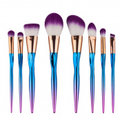 Makeup Brushes, Kingko® 5PCS Make Up Foundation Eyebrow Eyeliner Blush Cosmetic Concealer Brushes High Quality Professional Makeup Brush Set